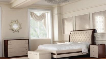 Κρεβάτι - Κομοδίνο Dunlopillo Core Grand & Reike