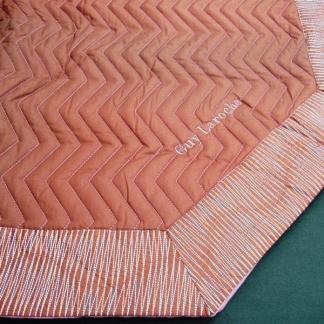 Υπέρδιπλο κουβερλί Guy Laroche, σε χρώμα ροζ