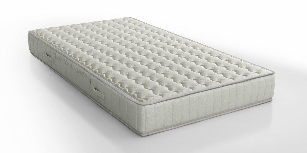 Ανατομικό στρώμα ύπνου Dunlopillo, σκληρό, από φυσικό Τalalay Latex