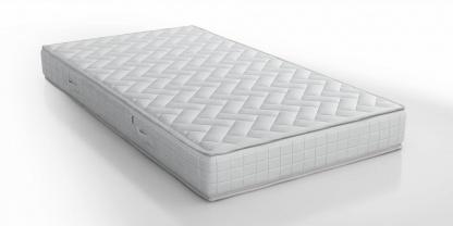 Ορθοπεδικό στρώμα ύπνου Dunlopillo, πολύ σκληρό,με ατσάλινα ελατήρια