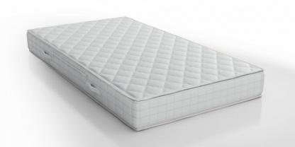 Dunlopillo Standard, Ορθοπεδικό στρώμα ύπνου, ύψους 23cm, σκληρό, με ατσάλινα ελατήρια
