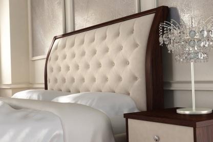 Κρεββάτι Dunlopillo με κομοδίνο Core Grand & Reike