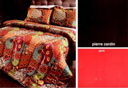 Pierre Cardin Παπλωματοθήκη Μονή AD3 160*240