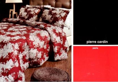 Mονή παπλωματοθήκη δύο όψεων, Pierre Cardin