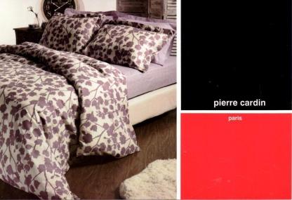 Υπέρδιπλο πάπλωμα δύο όψεων Pierre Cardin