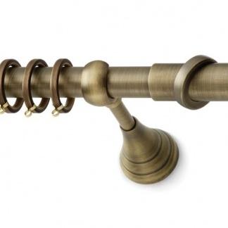 Κουρτινόξυλο Sconti S14 Φ25 Αντικέ