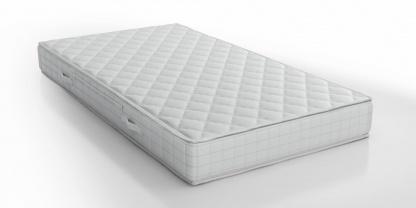 Ορθοπεδικό στρώμα ύπνου Dunlopillo, με ατσάλινα ελατήρια