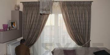 Κουρτίνα στο σαλόνι (έλεγχος)