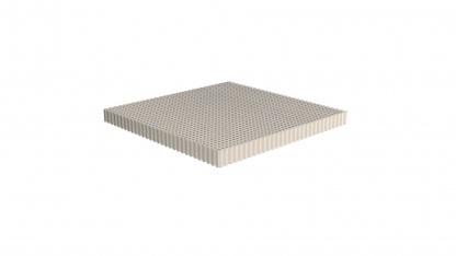 Αντιβακτηριακό ανώστρωμα Dunlopillo, 7cm. Μαλακό, από 100%φυσικό Talalay Latex