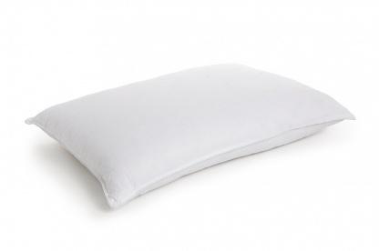 Μαξιλάρι απόαπό μεταξωτές ίνες πολυεστέρα, ανακουφίζει και απαλλάσσει από την κούραση