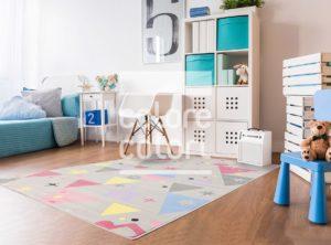 Αντιβακτηριδιακά Παιδικά Χαλιά Colore Colori