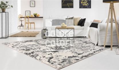 Χαλί για Καθιστικό Colore Colori Grey Art 7300