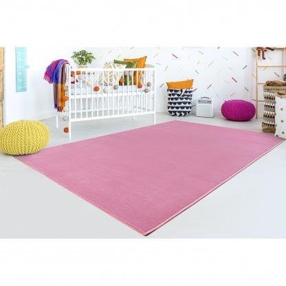 Φούξια Χαλί για Παιδικό Δωμάτιο
