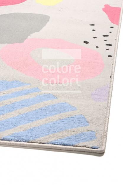 Γκρι Ροζ Παιδικό Healthy Kiddie 7570 Colore Colori