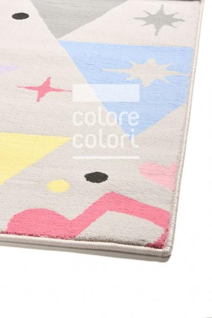Παιδικά Χαλιά με Σχέδια Healthy Kiddie 7636 Colore Colori
