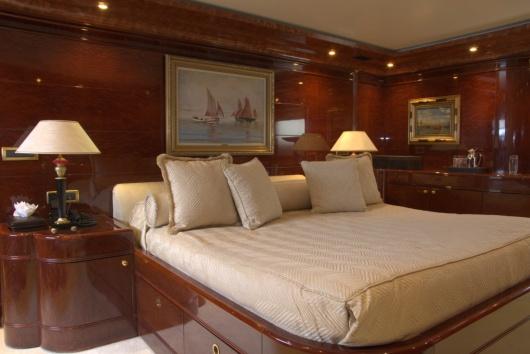Κουβερλί, μαξιλαροθήκες, καλύμματα σε σκάφος - Κατασκευή Πάσχος