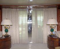 Κουρτίνες Πάσχος - σαλόνι γιοτ (κύρια είσοδος)