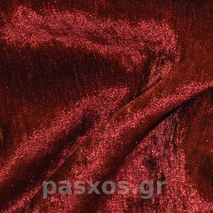 Βελούδο (ύφασμα, με εμφανή γυαλάδα, λεπτομέρεια)