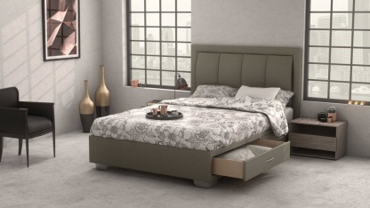 Διπλό Κρεβάτι Dunlopillo Lavastone