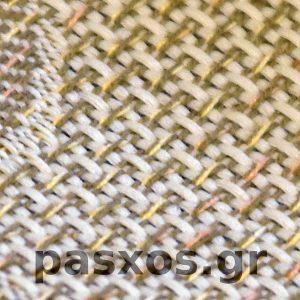 Υφαντό (ύφασμα, με σχέδια, λεπτομέρεια ύφανσης)