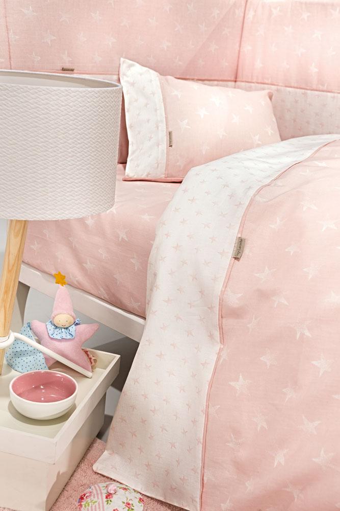 Ροζ Μωρουδιακά Σεντόνια Guy Laroche Heaven Pink