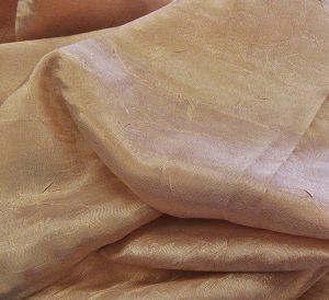 Ύφασμα Ταφτάς στο Χρώμα της Άμμου - Iris