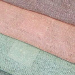 Λινό Ύφασμα σε Υπέροχα Χρώματα - Merga