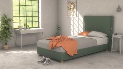 Μονό Κρεβάτι Dunlopillo Virtue - Core Standard