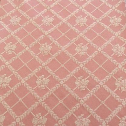 Ροζ Επιπλόπανο με Καρό Μοτίβο