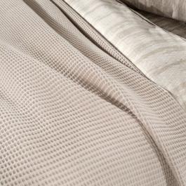 Βαμβακερή Κουβέρτα Guy Laroche Diamante Natural