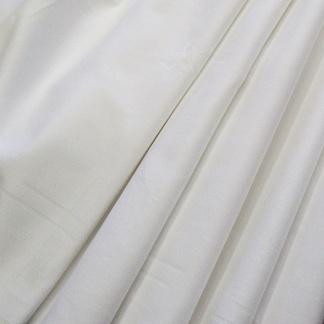 Λευκές Κουρτίνες Βαμβακοσατέν Πάσχος