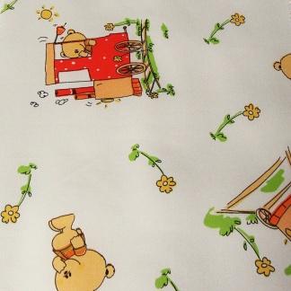 Ύφασμα για παιδικές κουρτίνες και μαξιλαράκια