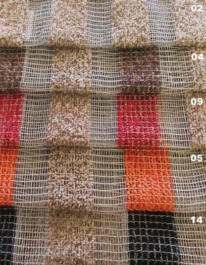 Ύφασμα Δίχτυ για Μοντέρνες Κουρτίνες