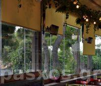 Ρόλερ στο εστιατόριο ΧΗΜΑ (μηχανισμοί, κατασκευή και τοποθέτηση ΠΑΣΧΟΣ)
