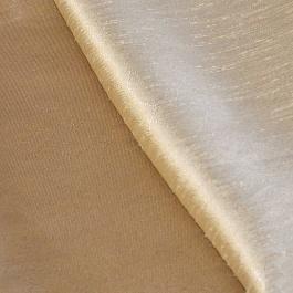 Χρυσό ύφασμα κουρτίνας Jardin