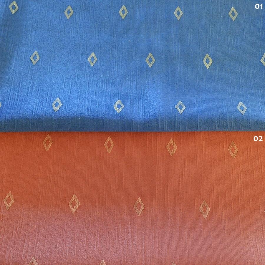 Εμπριμέ Γυαλιστερό Επιπλόπανο Ισπανίας 1204 - Δύο Χρώματα