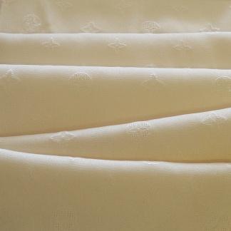 Ιταλικό Ύφασμα Ιβουάρ για Κουρτίνα