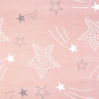 Χαλί για Παιδικό Δωμάτιο με Αστέρια
