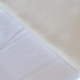 Λευκό Κρεπ για Κουρτίνες - Πάσχος