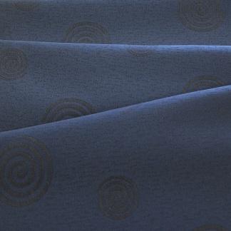 Σκούρο Μπλε Επιπλόπανο για Καλύμματα και Ριχτάρια