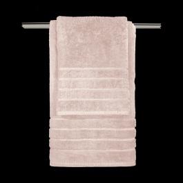 Σετ Βαμβακερές Πετσέτες Μπάνιου Guy Laroche Mezzo Old Pink
