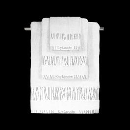 Άσπρες Πετσέτες Μπάνιου Guy Laroche Premana White