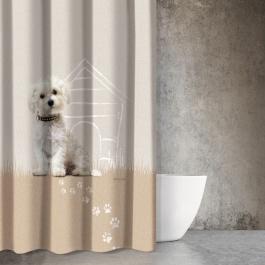Θεματική Κουρτίνα Μπάνιου Σκυλάκι - Saint Clair Animals Des 205