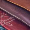 Vintage Κουρτίνες από Συνθετικό Μετάξι σε Λαμπερές Αποχρώσεις - Vela Silver Pasxos
