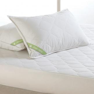 Προστατευτικό Κάλυμμα Μαξιλαριών - Palamaiki Dormibene Aloe Vera White Comfort