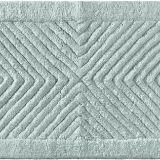 Βαμβακερό Χαλάκι Μπάνιου Στο Χρώμα της Μέντας Mozaik Mint