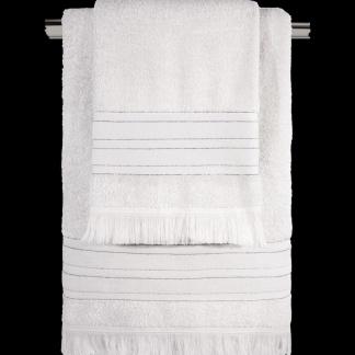 Άσπρες Πετσέτες Μπάνιου Guy Laroche Donna White