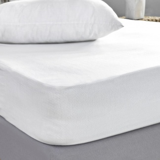 Λευκό Αδιάβροχο Κάλυμα Για το Στρώμα Palaamaiki Jaguard Waterproof