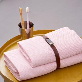 Σετ Πετσέτες Μπάνιου Ροζ Palamaiki Chateau Pink